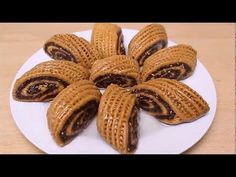 YouTube Party Desserts, Dessert Recipes, Baklava Recipe, Turkish Delight, Melt In Your Mouth, Iftar, Good Good Father, Afternoon Tea, Bread Recipes