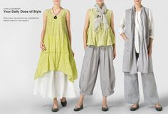 Vivid Linen | Your Daily Dose of Style- Rich hues, structured lines, embellished fabrics-need for new season