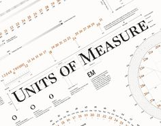 "Check out this @Behance project: ""Units of Measure Calendar"" https://www.behance.net/gallery/6963975/Units-of-Measure-Calendar"