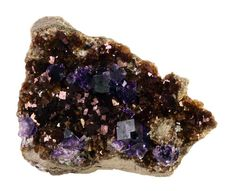 Fluorite from Ohio. I am going to look for some of this for necklaces..