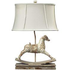 Rocking Horse Lamp