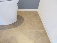 『イエナカ手帖』に投稿されたリキさんの記事 - サンゲツの床材『タイトル:トイレの床材はサンゲツのクッションフロア・HM1083』です。家の中(イエナカ)の知識や工夫を共有して、イエナカの暮らしをもっと楽しもう!