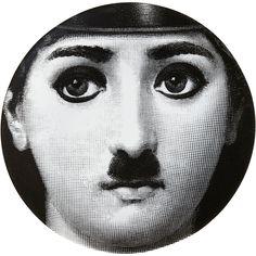 Plate - Piero Fornasetti