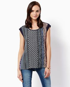 charming charlie   Hippy Chic Tee   UPC: 3000726605 #charmingcharlie - I bought this one today too!  I am so in love with this shirt!!!