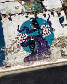 Street art in barcelona. #streetart #streearteverywhere #graffiti #graffitiBarcelone #barcelone #streetartspain #urbanwalls#urbanart#instagraffiti#instagraff#wallart#graffitiart#graffitiporn#thisisstreetart#streetartphoto#streetartistry#streetartist#streetartphotography #graffitiphotographer#streetartbarcelone #globalstreetart #rsa_graffiti #tv_streetart #streetart_daily #instastreetart #streetart_official #isupportstreetart #artderue #talkingwalls #muralfestival