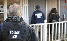 ICE agents have used facial-recognition technology on state driver's-license photos, turning a public database into a de facto criminal database. Police Ice, Immigration Agent, Third Pregnancy, Immigration And Customs Enforcement, License Photo, Latest World News, Facial Recognition, Federal