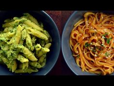 9 Vegan Pasta Dishes – Dinner For One – Rich Bitch Cooking
