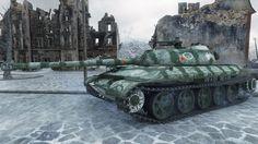 World of Tanks 113   10.119 DMG   8 kills   1.495 EXP - Winterberg