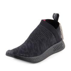 119a2b72dde Adidas Mens NMD CS2 PK PrimeKnit  Triple Black  Core Black CQ2373