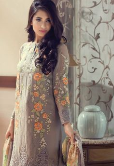 Maria B Mbroidered Stitched collection Vol. 1 2015