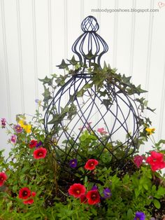 Gardening With Topiary Forms - A Little Claireification