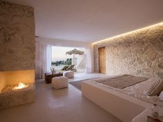A Beautiful Newly Renovate Villa Near Cala Basa For Sale In Ibiza Luxury Villa, Renovations, Apartment, Luxury, House Design, Luxury Property, Villa, My House, Beach House Design