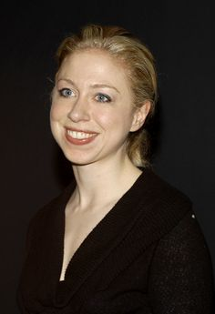 Chelsea Clinton during School of American Ballet Hosts An Enchanted Evening at Jazz at Lincoln Center in New York, New York, United States. (Photo by Rabbani and Solimene Photography/WireImage) via @AOL_Lifestyle Read more: http://www.aol.com/article/news/2016/11/12/chelsea-clinton-being-groomed-to-run-for-congress/21604338/?a_dgi=aolshare_pinterest#fullscreen