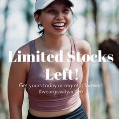 Together with our beneficiary, @tulong.ph, we want to thank you for your support, Gravity Girls! 🙏🏻 our on hand stocks are almost sold out! We will be giving the 2nd half of our donation on the 30th. Again, 30% will go straight to our beneficiary.  Keep moving, stay healthy and #StayAtHomeWorkoutAtHome! ❤️ Keep Moving, Regrets, How To Stay Healthy, At Home Workouts, 30th, Active Wear, Girls, How To Wear, Women