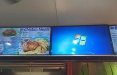 Here we sell Windows 7! #bsod #pbsod
