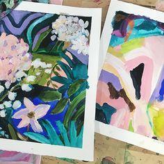 🌸🌞〰🌈 Art Inspo, Abstract, Annie, Instagram Posts, Artist, Card Ideas, Cards, Summary, Artists