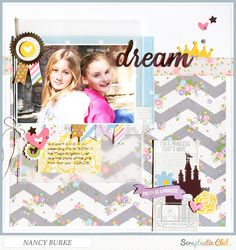 Dream - Simple Stories - Enchanted Collection