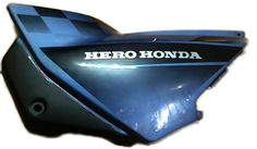 Safe-x Motorcycle Fairings And Mudguards-SIDE PANEL SET GLAMOUR ZADON Oem Parts, Side Panels, Motorcycle Accessories, Motorcycle Parts, Honda, Abs, Hero, Glamour, Shop