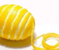 Limon Kabuğunun Değişik Kullanım Alanları