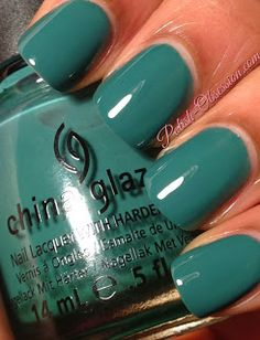 China Glaze - Exotic Encounters #chinaglaze #nailpolish
