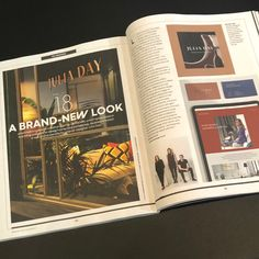 Stand Design, New Look, Polaroid Film, Brand New, Interiors, Cover, Decoration Home, Decor, Booth Design