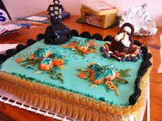 Torta halloween