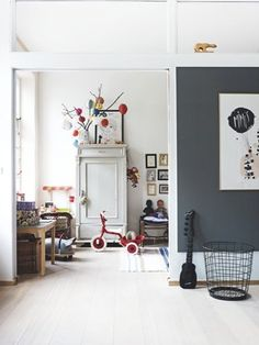 Home Design Inspiration For Your Kids Room Casa Kids, Danish Interior, Stylish Interior, Interior Modern, Deco Kids, Deco Design, Design Trends, Design Ideas, Kid Spaces