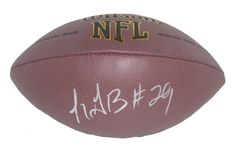 Tampa Bay Buccaneers LeGarrette Blount signed NFL Wilson full size football w/ proof photo.  Proof photo of LeGarrette signing will be included with your purchase along with a COA issued from Southwestconnection-Memorabilia, guaranteeing the item to pass authentication services from PSA/DNA or JSA. Free USPS shipping. www.AutographedwithProof.com is your one stop for autographed collectibles from Tampa sports teams. Check back with us often, as we are always obtaining new items.