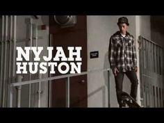 The best of nyjah huston 2012 Nyjah Huston, Skate, Youtube, Youtubers, Youtube Movies