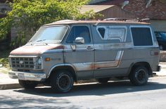 File78 82 Chevrolet Van