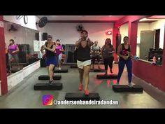 STEP MIX 16 - YouTube Step Aerobics, Step Workout, Cardio, Youtube, Fitness Motivation, Draw, Stuff Stuff, Classroom, Exercises