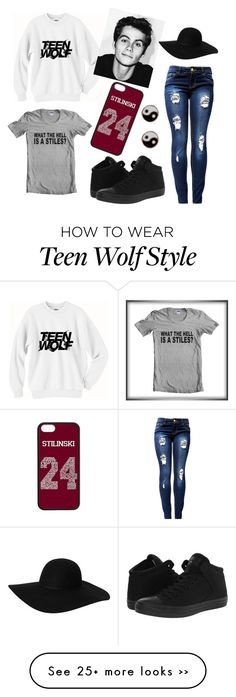 """teen wolf-for Ava"" by alternativephanprincess on Polyvore"