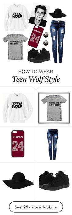 """teen wolf-for Ava"" by alternativephanprincess on Polyvore"