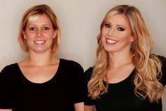 Oh You Crafty Gal: How To Make Your Clip On Hair Extensions Thicker