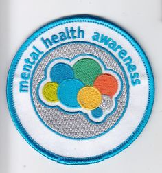 a patch program for Girl Scouts to promote mental health awareness from the International Bipolar Foundation