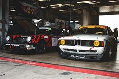BMW e21 — sssz-photo: Pitlane