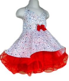 RWB/4th of July/Pageant/OOC/Princess/Flower by PrettyInPinkDresses, $45.00