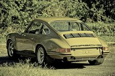 jakuson: 1971 911S-T Porsche