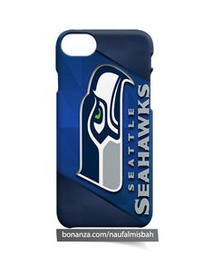 Seattle Seahawks Design #1 iPhone 5 5s 5c 6 6s 7 8 + Plus X Case Cover