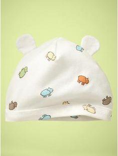 BabyGap - Tiny Hippos Hat