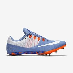 huge selection of 3065e c1ff7 Nike Zoom Rival Women s Track Spike Shoes  Updated for an  ultra-lightweight, locked-in fit, Women s Nike Zoom Rival S 8 Track Spike  is designed with the ...