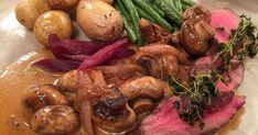 Vilt på menyen Frisk, Chicken, Food, Essen, Meals, Yemek, Eten, Cubs
