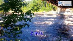 Estimate the speed of your river - Estimer la vitesse de votre rivière