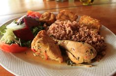 la isla inn caribbean chicken   - Costa Rica