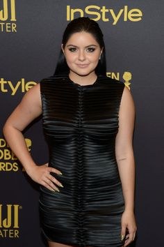 Ariel Winter Photos Photos - Actress Ariel Winter arrives at the Hollywood Foreign Press Association and InStyle celebrate the 2017 Golden Globe Award Season at Catch LA on November 10, 2016 in West Hollywood, California. - Hollywood Foreign Press Association And InStyle Celebrate The 2017 Golden Globe Award Season