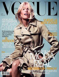 El número de enero de Vogue se consagra a lo nuevo y a la moda real. En portada, #LouiseParker, anticipa un año que sueña brillante.
