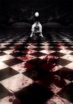 """""""Je voudrais être un poignard pour faire couler ton sang comme tu as fais couler mes larmes"""" Kaneki - Ken"""