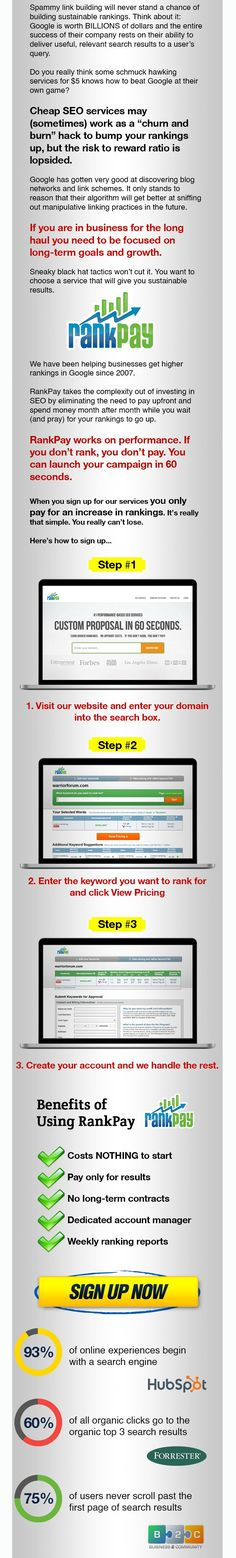 #1 SEO Service: Pay ONLY for Results! 2000+ Customers + Chance to WIN $3k+ Marketing Tools??? Warriors For Hire