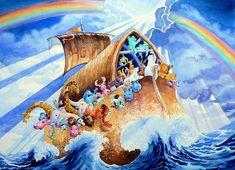 noahs ark illustrations - Google Search