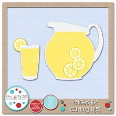 Lemonade Cutting Files